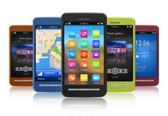 Adhesives high tech Smartphone Applications