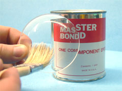Master Bond UV Curable Scratch Resistant Coatings