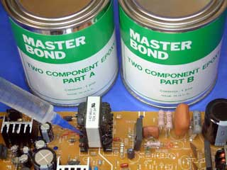 Master Bond products are used for bonding, sealing, coating, potting, encapsulation and impregnation applications