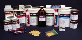 Packaging Systems for Epoxy Adhesives, Silicones and UV Cure Products