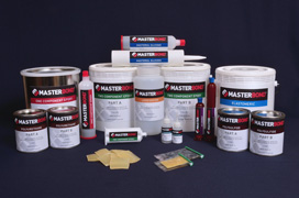 Master Bond manufactures a wide range of Adhesives, Sealants and Coatings