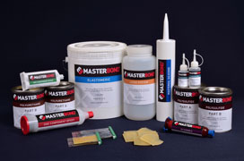 Master Bond's Standard Packaging Options