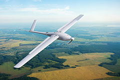 Adhesives for unmanned aerial vehicles
