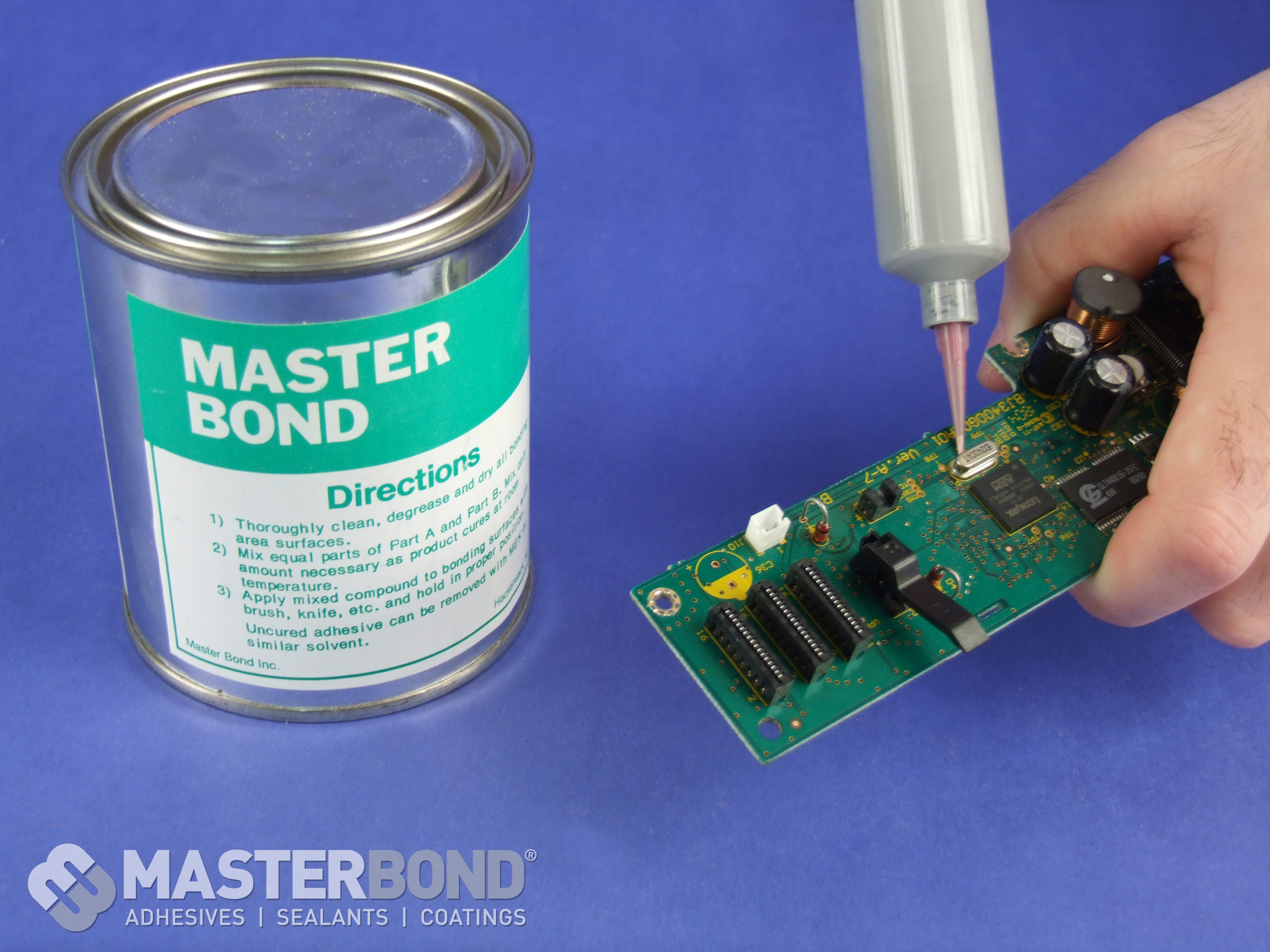 New Highly Flexible Silver Conductive Epoxy Adhesive