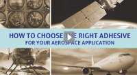 Master Bond Webinar on Adhesives for Aerospace Applications
