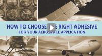 Master Bond Webinar on Adhesives for Aerospace Applications