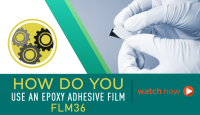Learn how to apply epoxy film adhesive system FLM36