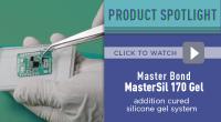 Master Bond MasterSil 170 Gel Silicone System