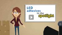 Master Bond LED Curing Adhesives