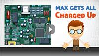 Max Explores Master Bond's Electronic Compounds