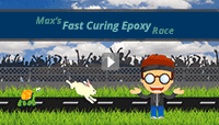 Maximus Bond Races with Master Bond's Fast Curing Compounds