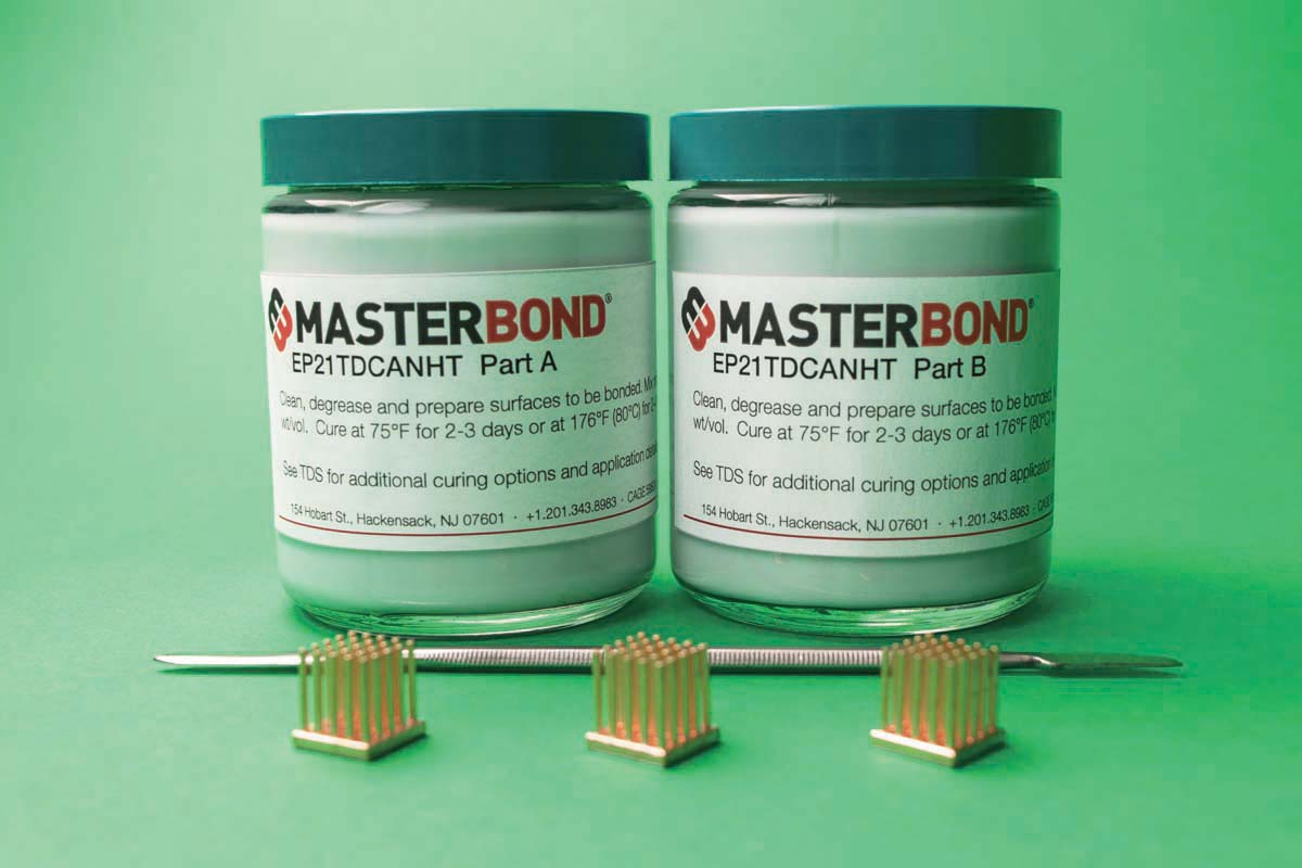 Thermally Conductive Epoxy Adhesives | MasterBond com
