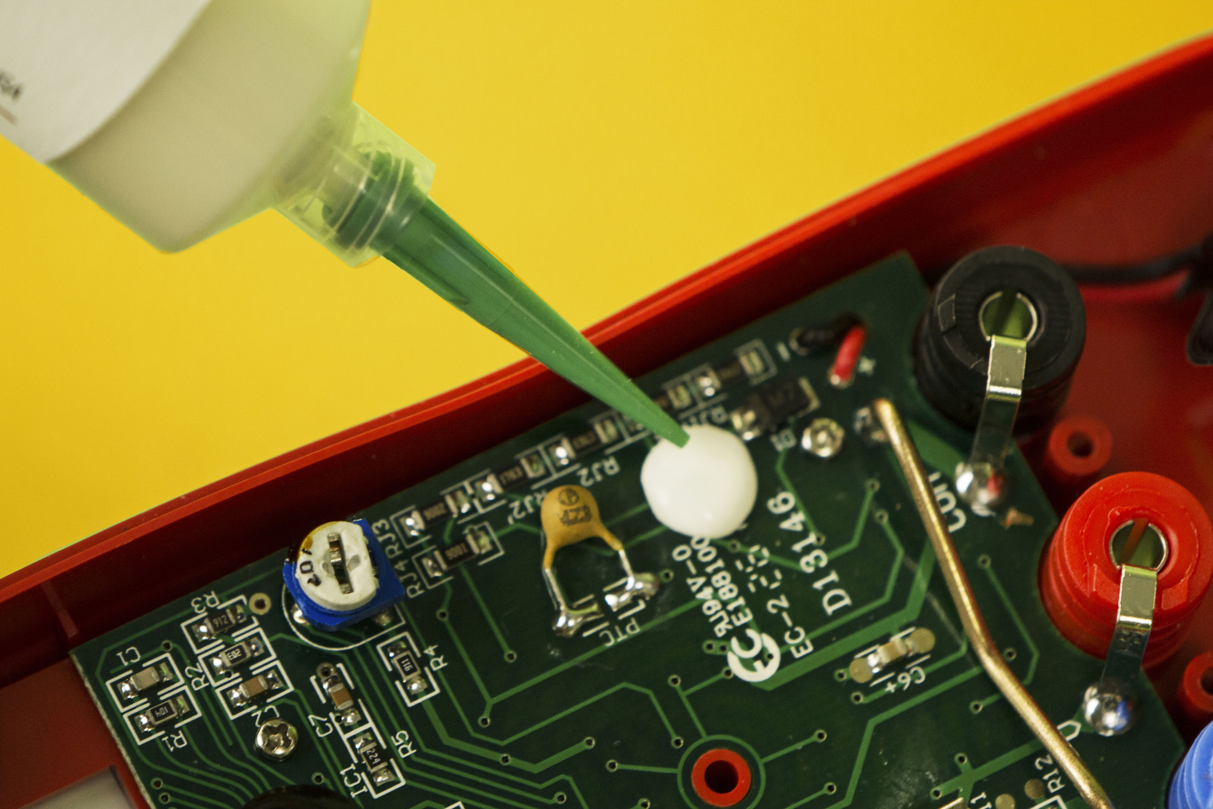 Vibration Acoustics Electrical Engineering Circuits Components