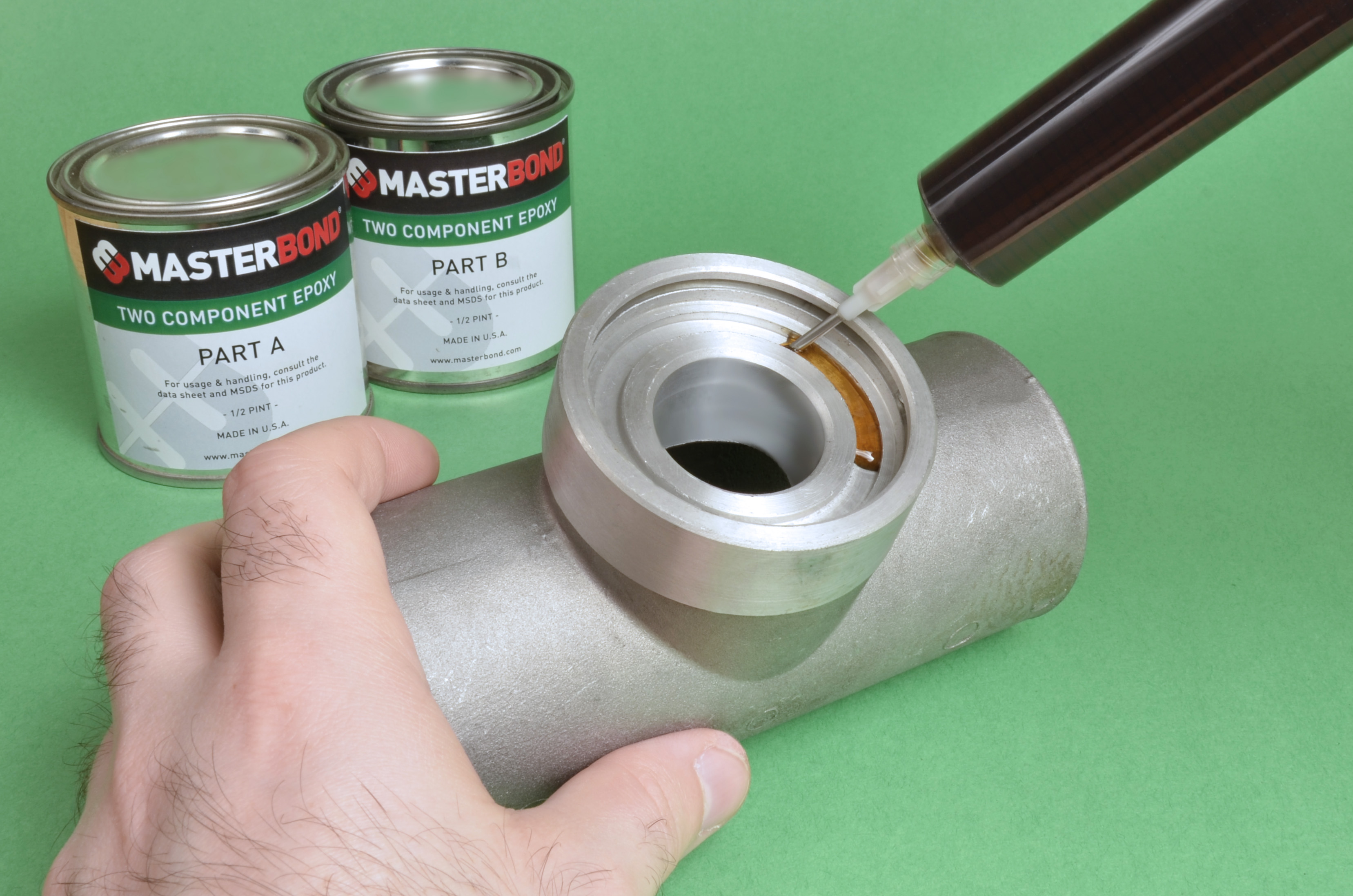High Temperature Resistant Bonding, Sealing and Coating Compounds